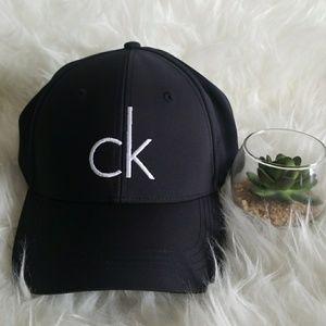 Calvin Klein CK Black Dad's Hat
